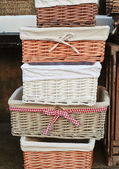 Baskets — Stock Photo