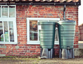 Water tanks — Stock Photo