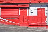 закрытое хранилище — Стоковое фото