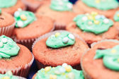 Cup cakes — Stockfoto