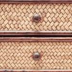 Wicker drawers — Stock Photo #42225405
