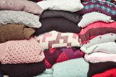Wool jumpers — Foto de Stock