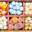 Candy selection — Stock Photo #42643615