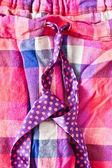Pijama rosa — Foto de Stock