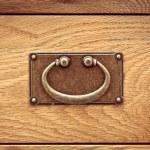 Drawer handle — Stock Photo #43527153