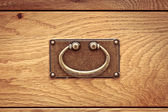 Drawer handle — Foto de Stock