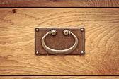Rękojeść szuflady — Zdjęcie stockowe