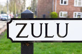 Zulu — Stock Photo
