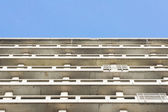 Concrete building — Стоковое фото