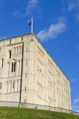 Norwich Castle — Stock Photo