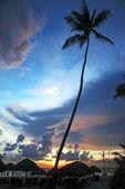 Dominican Sunrise — Stock Photo