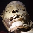 Guanajuato mummy — Stock Photo