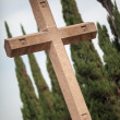 Old cross — Stock Photo #34387085
