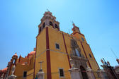 The Basilica of Our Lady of Guanajuato — Stock Photo