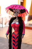 Mexican Catrina IV — Stock Photo