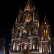 Постер, плакат: San Miguel de Allende Church