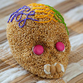 Day of the death. Traditional mexican candy. — Stock Photo