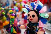 Hadrová panenka — Stock fotografie