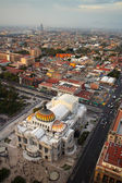 Palacio de Bellas Artes in Mexico City — Stock Photo