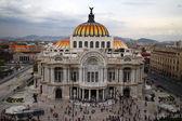Palacio de Bellas Artes in Mexico City — Stock Photo