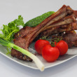 Mutton ribs — Stock Photo