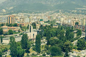 City view of Tirana, Albania — Stock Photo