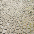 Stock Photo: Vintage paving stone