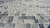 Vintage paving stone — Stock Photo