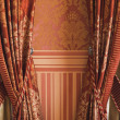 Foto de Stock  : Curtains