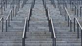 Grey stairs — Fotografia Stock