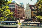 古老的欧洲城市 — 图库照片