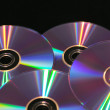 Shiny disks — Stock Photo #12741214
