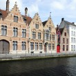 Stock Photo: Canal in Bruges