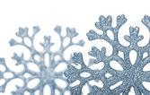 Flocons de neige — Photo
