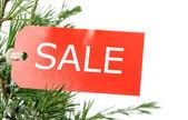 Seasonal sale — Stock Photo