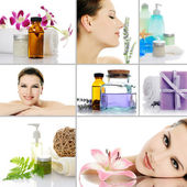 Beauty spa — Stock Photo