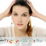 Pills and capsules — Stock Photo #24838173