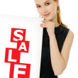 Sale — Stock Photo