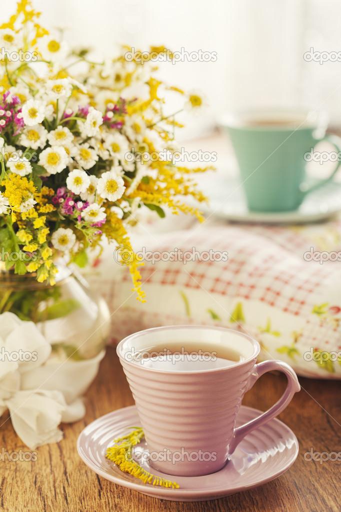 с добрым утром чай с лимоном фото каждый человек предпочитает
