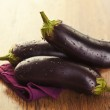 Raw eggplants — Stock Photo #21503851