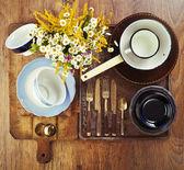 Vintage utensil — Stock Photo