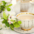 English tea — Stock Photo