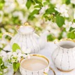 English tea - Stock Photo