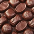 Chocolate pralines — Foto Stock #27304429