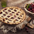 Cherry pie — Stock Photo #28634405