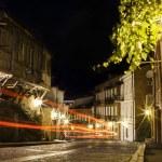 Night street in Tbilisi, Georgia — Stock Photo #46138431