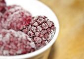 Sulu blackberry — Stok fotoğraf