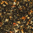 Green dried fruit tea — Stock Photo #13251122