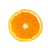 Soczysta pomarańcza — Zdjęcie stockowe
