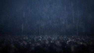 Rain — Stok video